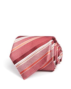 Canali Multi Scale Stripe Classic Tie
