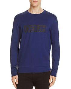HUGO Dicago Reverse Logo Sweatshirt - Bloomingdale's_0