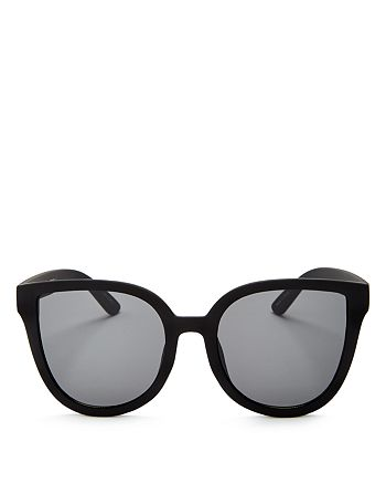 Quay - Women's Paradiso Oversized Cat Eye Sunglasses, 57mm
