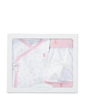 Ralph Lauren - Girls' 3-Piece Knit Set - Baby