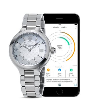 Frederique Constant - Horological Smartwatch, 34mm
