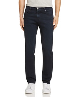 FRAME - L'homme Slim Straight Fit Jeans in Placid