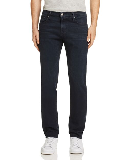 FRAME - L'homme Slim Fit Jeans in Placid