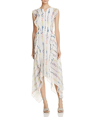 Bcbgmaxazria Jann Floral-Print Dress - 100% Exclusive