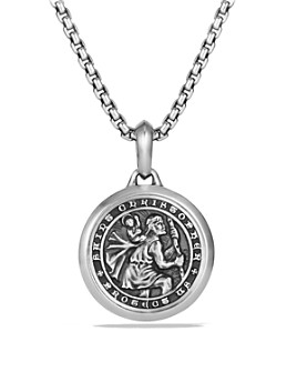 David Yurman - Petrvs St. Christopher Amulet