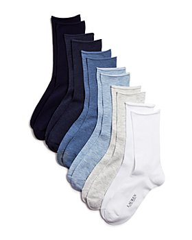 Ralph Lauren - Roll Top Trouser Socks, Set of 6