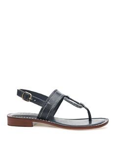 Bernardo - Women's Tegan T-Strap Slingback Sandals
