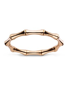 Gucci 18K Pink Gold Bamboo Medium Bracelet - Bloomingdale's_0