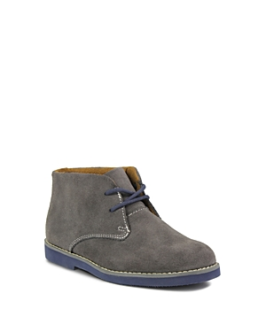 Florsheim Kids Boys' Quinlan Plain Toe Chukka Boots - Toddler, Little Kid, Big Kid