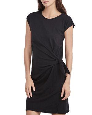 Velvet by Graham & Spencer Gussie Tie Side Dress 2434851