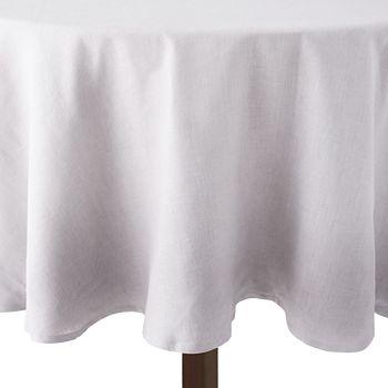"""SFERRA - Festival Tablecloth, 90"""" Round"""