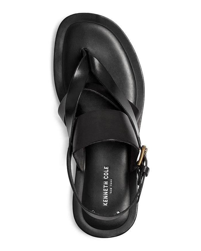 0d8b2cc33f08 Kenneth Cole - Men s Reel-Ist Leather Thong Sandals