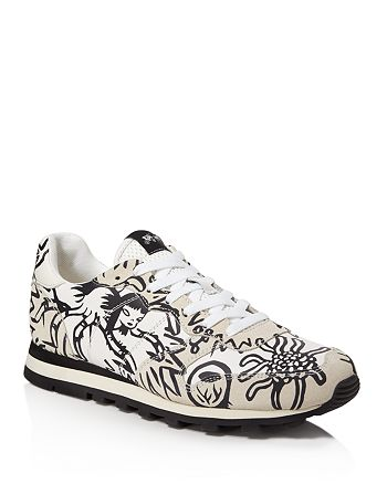 de6ed4dd1507 COACH - Men s C118 Printed Runner Sneakers
