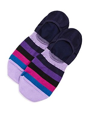 Paul Smith Main Block Stripe Loafer Socks