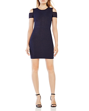 Bcbgmaxazria Monicka Cold-Shoulder Dress at Bloomingdale's