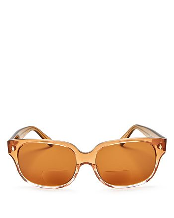 7342c071ccd Corinne Mccormack - Emile Oversized Square Reader Sunglasses