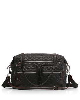 MZ WALLACE - Crosby Traveler Nylon Weekender