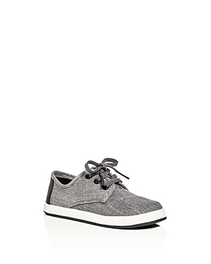 Toms Boys Paseo Lace Up Sneakers  Toddler Little Kid Big Kid
