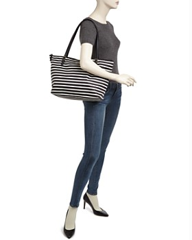 kate spade new york - Watson Lane Maya Striped Nylon Tote