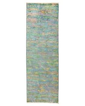 """Solo Rugs - Vibrance Runner Rug, 2'8"""" x 8'3"""""""