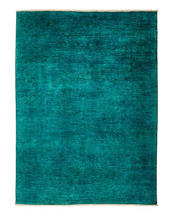 "Solo Rugs - Vibrance Area Rug, 4'10"" x 6'10"""