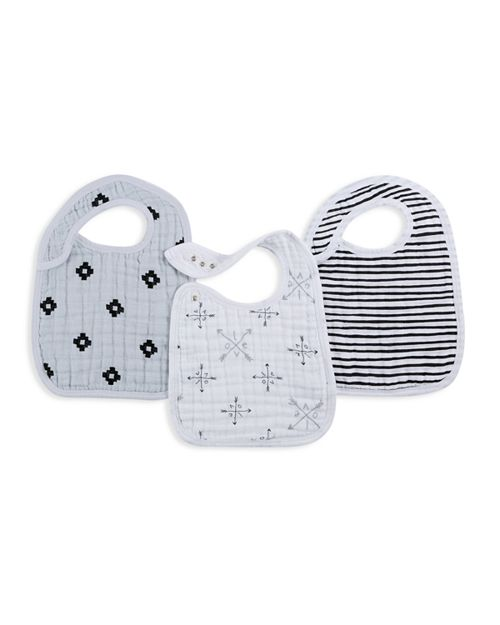 Aden and Anais - Lovestruck Snap Bibs, 3 Pack