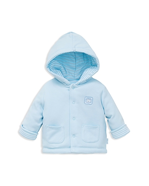 Little Me Boys' Reversible Hooded Jacket - Baby