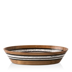 Juliska Stonewood Stripe Oval Serving Bowl - Bloomingdale's Registry_0
