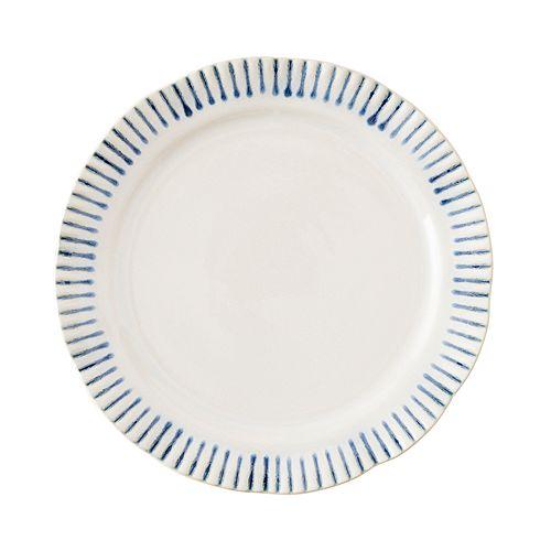 Juliska - Sitio Stripe Dessert/Salad Plate