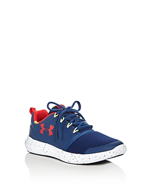 Under Armour Boys Charged 247 Lace Up Sneakers  Big Kid