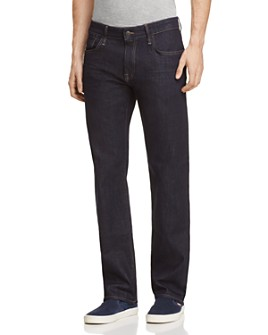 Mavi - Zach Straight Fit Jeans in Rinse Williamsburg