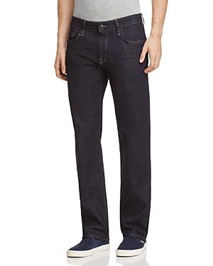 Mavi Zach Straight Fit Jeans in Williamsburg