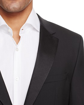 HUGO - Regular Fit Tuxedo Jacket