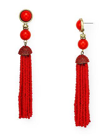 BAUBLEBAR - Artemis Tassel Drop Earrings