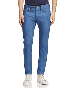 Naked & Famous Superskinny Guy Super Slim Fit Jeans in Blue