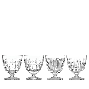 Thomas O'Brien for Reed & Barton New Vintage Cocktail Glass, Set of 4