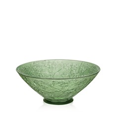 Lalique Ombelles Green Bowl - Bloomingdale's_0