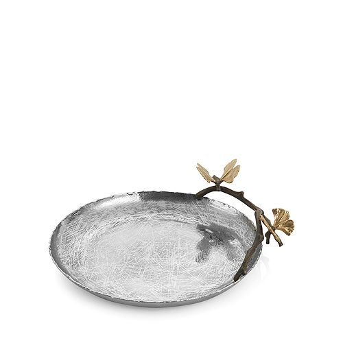 Michael Aram - Butterfly Ginkgo Round Platter