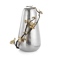 Michael Aram - Butterfly Ginkgo Centerpiece Vase
