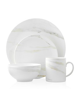 Wedgwood - Vera Venato Imperial 4-Piece Place Setting