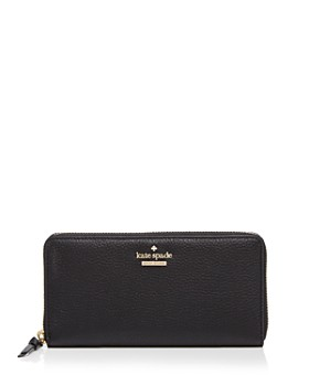 kate spade new york - Jackson Street Lacey Leather Wallet