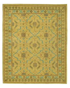 Tufenkian Artisan Carpets Arts & Crafts Collection - Etienne Area Rug, 9' x 12'