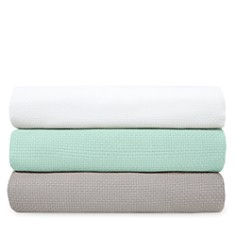 Yves Delorme Maillon Textured Coverlet, Full/Queen - Bloomingdale's_0