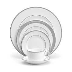 Vera Wang Wedgwood Grosgrain Dinnerware Set - Bloomingdale's Registry_0