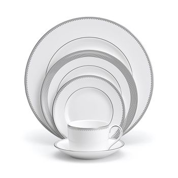 "Vera Wang - for Wedgwood ""Grosgrain"" 5 Piece Place Setting"