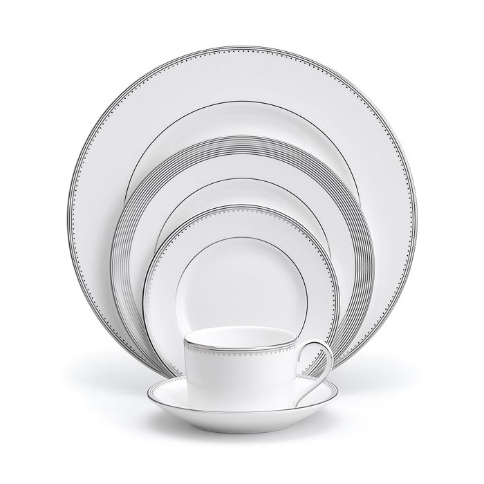 Wedgwood - Grosgrain 5-Piece Place Setting