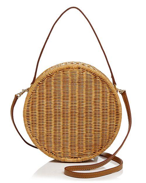 SERPUI - Destiny Circle Basket Crossbody