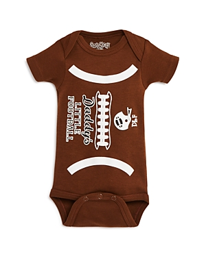 Sara Kety Boys' Daddy's Little Football Bodysuit - Baby
