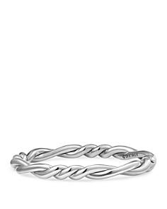 David Yurman - Continuance Center Twist Bracelet