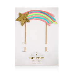 Meri Meri Shooting Star Cake Topper - Bloomingdale's_0